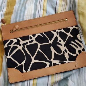 Diane Von Furstenberg Laptop Bag/Clutch